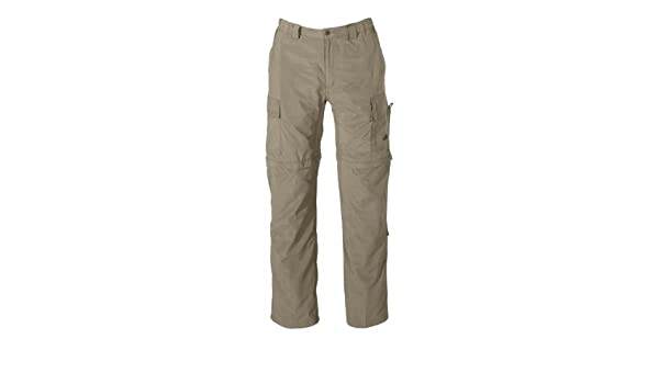 The North Face Pantaloni lunghi Meridian Convertible Beige S  Amazon.it   Sport e tempo libero 8c616fcddc92