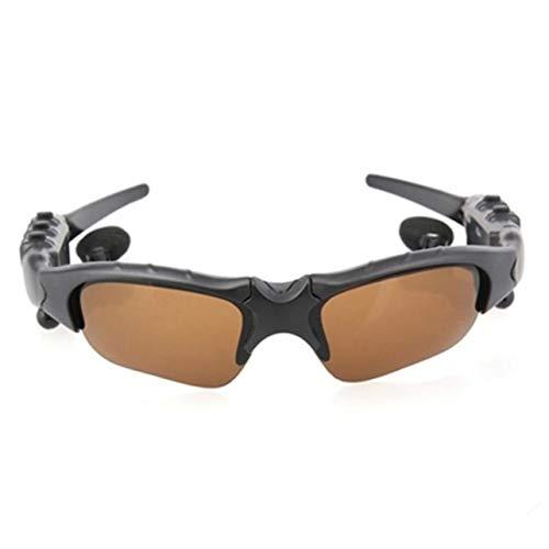 WOSOSYEYO Erstklassige Sonnenbrille Headset Kopfhörer Freisprechanruf für iPhone Perfekte Kombination von Praktikabilität