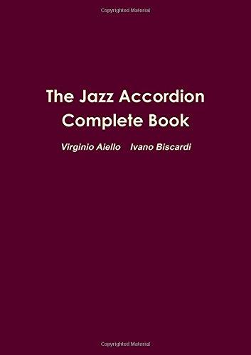 The Jazz Accordion Complete Book