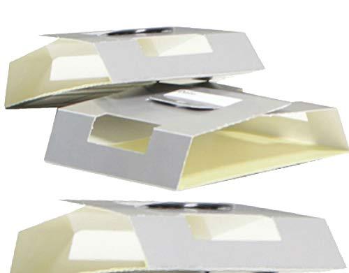 TronicXL 3 Stück Schabenfalle Schaben Falle Kakerlaken