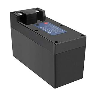 Exmate 25.2V 6900mAh Li-Ion Battery for Lawn Robots Ambrogio L200 Deluxe 1B, L200 Deluxe 2B Replace Zucchetti CS-C0106-1
