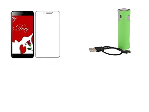 Cell Planet 2600 MAh Power Bank (Green, CP-5223)