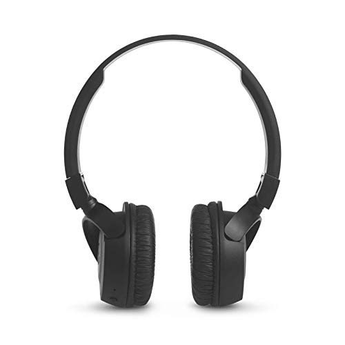 (Renewed) JBL T460BT Extra Bass Wireless On-Ear Headphones with Mic (Black) Image 7