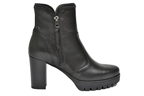 Nero Giardini Tronchetti scarpe donna nero 6431 A616431D 37