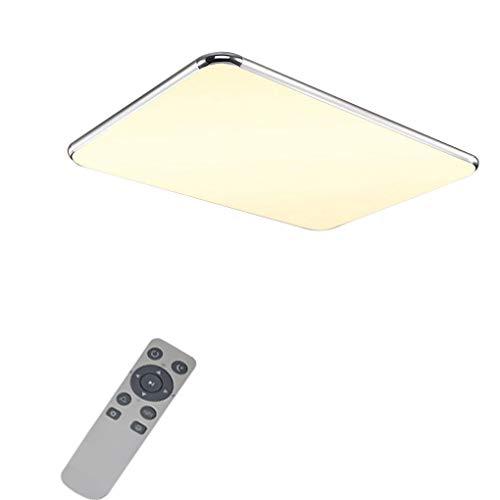 YESDA 72W LED Deckenleuchte Deckenlampe Badlampe Leuchte mit Fernbedienung Schlafzimmer Dimmbar -