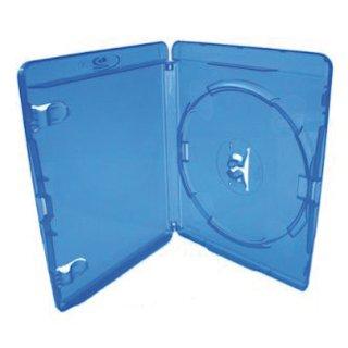 Amaray Case DVD, Fundas para 1 disco Blu-Ray, 15 mm - 20 piezas