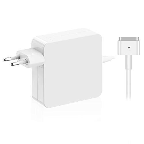 MacBook Pro Ladegerät, VOGEK MacBook Air Ladegerät 60W Magsafe 2 Magnetic T-Form Netzteil Ladegerät für MacBook Pro 13-Zoll Retina Display (nach Mitte 2012)