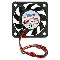 Ventilador pequeño, 30 x 30 x 10 mm, 5 V/DC