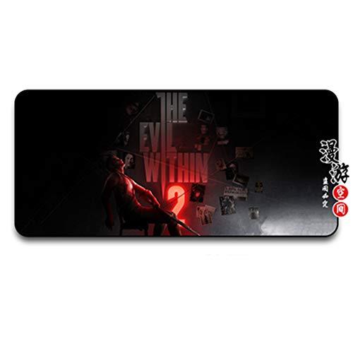 Großes Gaming-Mauspad   900x400   800x300   XXL Erweitertes Gaming-Mauspad Wasserdichtes, rutschfestes Mauspad für PC-Laptops-5-900x400