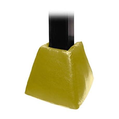 Primer Equipo ft80g foam vinyl Gusset Pad para 6 x 8 en Manivela ajustar base solo 44 desierto dorado