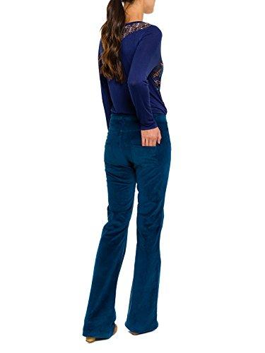 Pantalon EUSEBI bleu Bleu