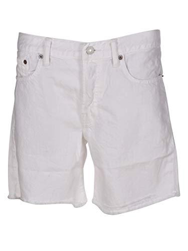 Ralph Lauren Luxury Fashion Damen 211714996001 Weiss Shorts | Jahreszeit Permanent - Ralph Lauren Denim Weiß