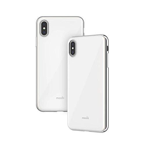 Moshi 99MO113102 iGlaze für Apple iPhone XS Max weiß - Phone I 5 Moshi