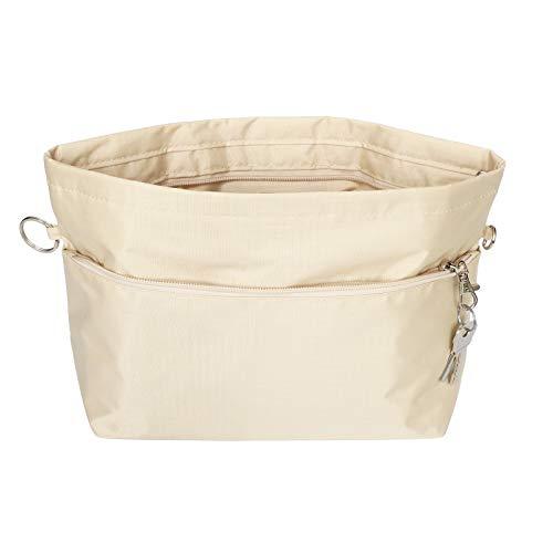 Taschenorganizer Bag in Bag, LV Taschen Organizer, Innentaschen für Handtaschen mit Reißverschluss-Tasche, Handtaschen Organizer - Innentasche Mit Reißverschluss