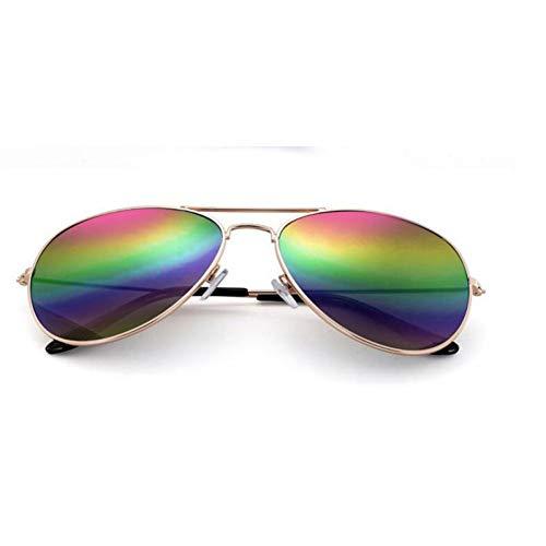 Taiyangcheng Sonnenbrille-Mann-Flieger, der Frauen-Sonnenbrillen für weibliche Eyewear fährt,a1