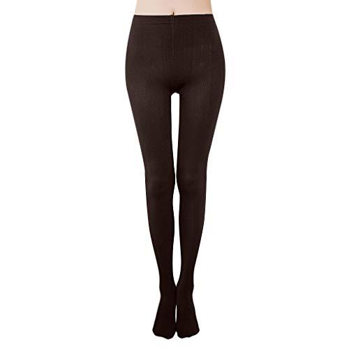 Setsail Damen Pure Color Elasticity Exercise Fitness Uniform Pants Hosen Yogahose Sport-Leggings Jogginghose Hüfthose Workout Stretch High Elastic Hosen -
