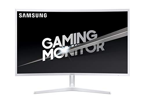 Samsung C32JG51FD 81,28 cm (32 Zoll) Curved Monitor (16:9, 1920 x 1080 Pixel, 144 Hz, 4ms) weiß