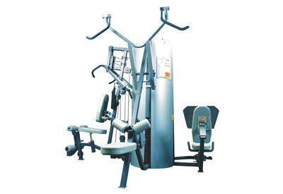 Viva Fitness 518BK Quadra Commercial MultiGym