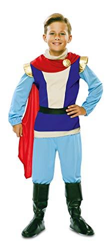 Disfraz de Príncipe Azul para niño