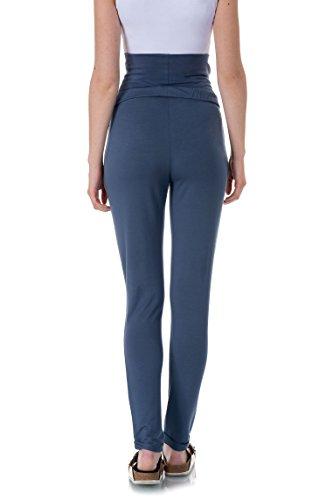 Bellybutton Jogginghose, Pantalon de Sport Femme Blau (vintage 3992)