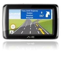 Mio Spirit 480 Palmare/Fisso 4.3' Touch screen 148.4g Nero navigatore
