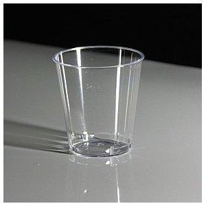 50 ml (2 oz verres à shooters en plastique jetables x 150