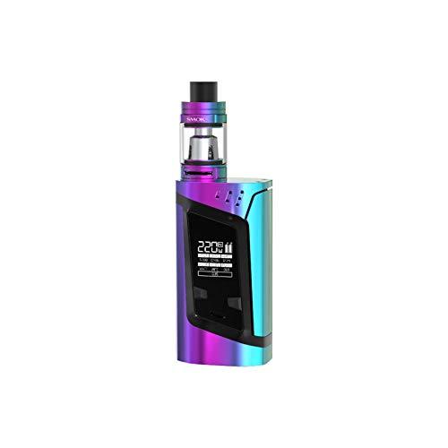 SMOK RHA 220W (Alien Kit Verbessern) TC E Zigaretten Starter Kit (Volle Farbe)
