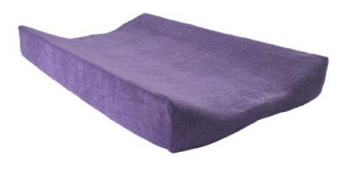 Preisvergleich Produktbild Jollein 556-503-00025 Wickelkissenüberzug Deluxe, 50 x 70 cm, violett