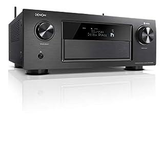 Denon AVRX4400H 9.2 Premium AV-Receiver (HEOS Integration, Dolby Vision Komtabilität, Dolby Atmos, dtsX, WLAN, Bluetooth, Amazon Music, Spotify Connect, HDMI Eingänge, 9x 200 W) schwarz (B072PYTHZM)   Amazon Products