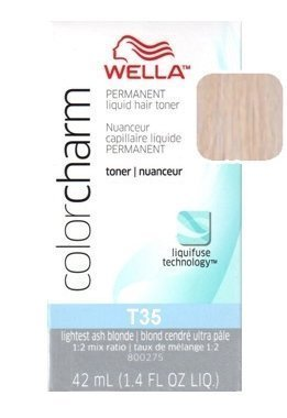 Color Charm T35 Beige Blonde by Wella
