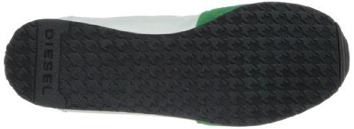 Diesel BLACK JAKE SLOCKER S Y00938P0069 Herren Sneaker Grün (Vaporous Gray/Jelly Bean H5098)