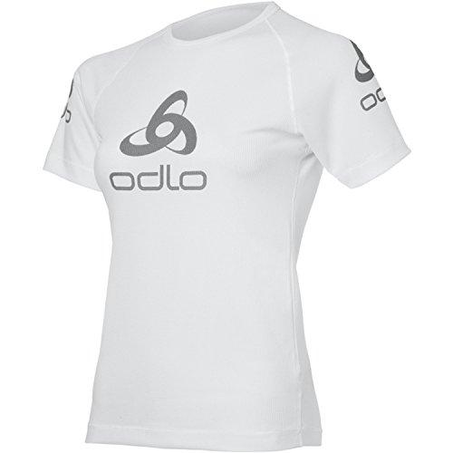 Odlo Damen Funktionsshirt weiß XL