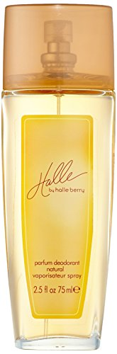 Halle Berry halle Deo Natural Spray, 75 ml