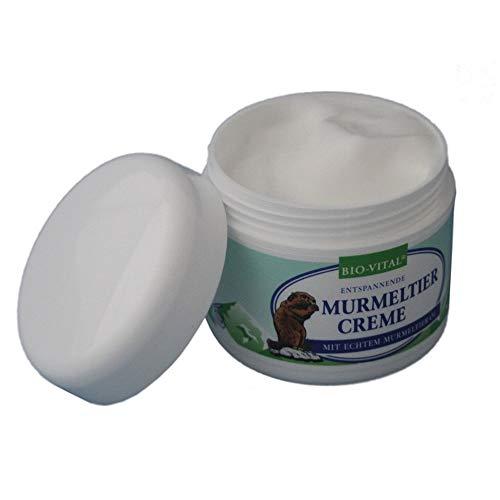 125ml Murmeltier Creme Balsam Fett Murmeltieröl Murmeltiersalbe Massageöl Balsam mit echtem Murmeltieröl