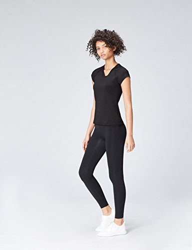 FIND Sport Top Damen Schwarz (Black)