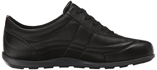 Ecco Cayla, Derby Femme Noir (Black/Black Feather/Basalt51707)
