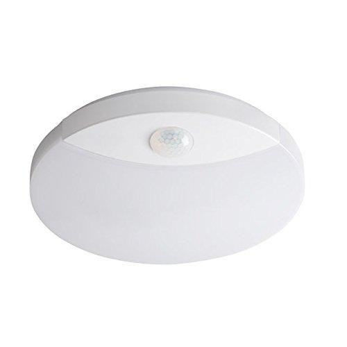 Kanlux - Plafón LED Sanso sensor movimiento
