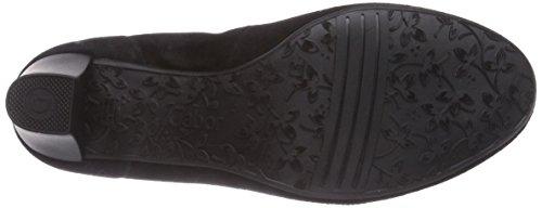Gabor Comfort Fashion, Escarpins femme Noir (Schwarz 47)