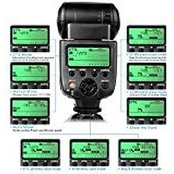 Camera Plus / Mcoplus flash manuel (CP C580 TTL pour Canon)