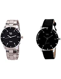 Watch Me Gift Combo Set Of Analog Watches For Men And Boys AWC-002-AWC-011-AWC-011 AWC-002-AWC-011-AWC-011omt