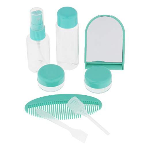 Baoblaze Flacons Vide Bouteille Shampooing Récipients Maquillage Lotions Portatif