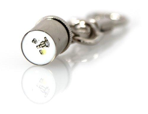 COM-FOUR blinkender LED Anhänger für Ihr Haustier Sicherheits Licht Lampe Halsband Katze Hund Gassi (2 Stück) - 4