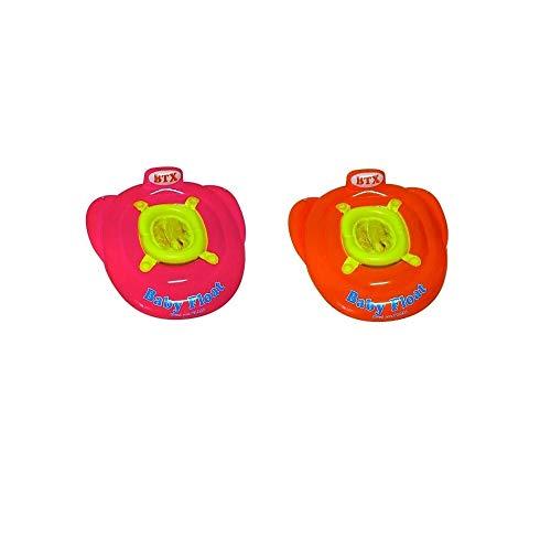 Trade shop traesio ciambella con mutandina per bambini neonati forma ovale salvagente vari colori