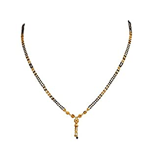 Joyalukkas Bandhan Mangalsutra Collections 22K Yellow Gold Necklace for Women