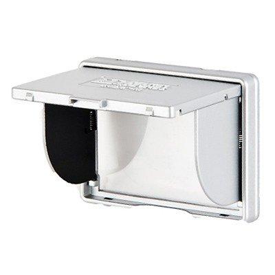 DELKIN Pop Up Shade LCD Blende für 2.0' (5,08cm) Displays, die Sonnenblende bzw. Gegenlichtblende für das LCD Display Ihrer Kamera ...(powered by SIOCORE ) Delkin Pop-up Shade