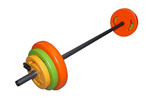 Tunturi Langhantelset Aerobic Pump Set 20 kg, 14TUSCL353