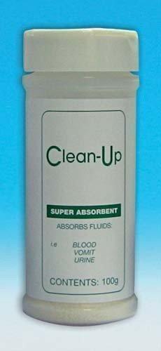 NEU saugfähige Pulver 100 mg Sport Physio Erste Hilfe Körper Flüssigkeit Absorbtion Pulver (Erste-hilfe-flüssigkeit)