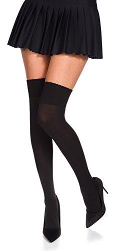Women Girl Socks Overknee Over the Knee High Socks Stocking by Romartex, 29 Colours