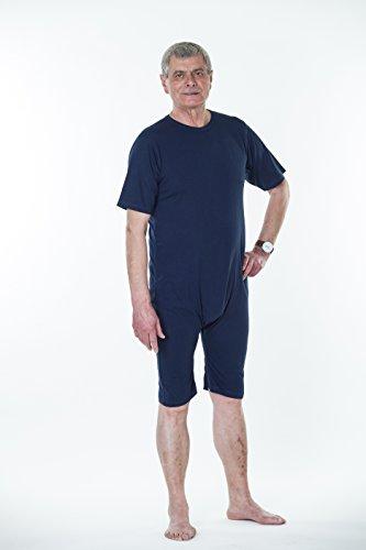 care-better-pflegebody-pflegeoverall-mit-kurzen-armen-und-beinen-mit-schrg-genht-reiverschluss-am-rc