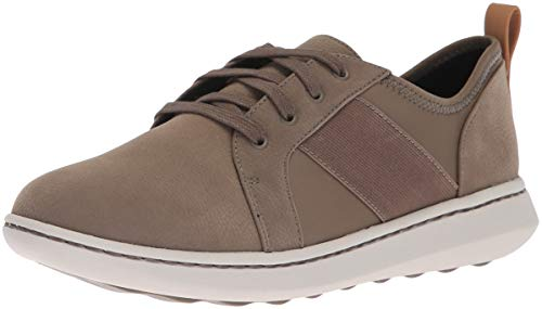 Clarks Damen Step Move Fly Turnschuh Sage Synthetic 35.5 M EU -